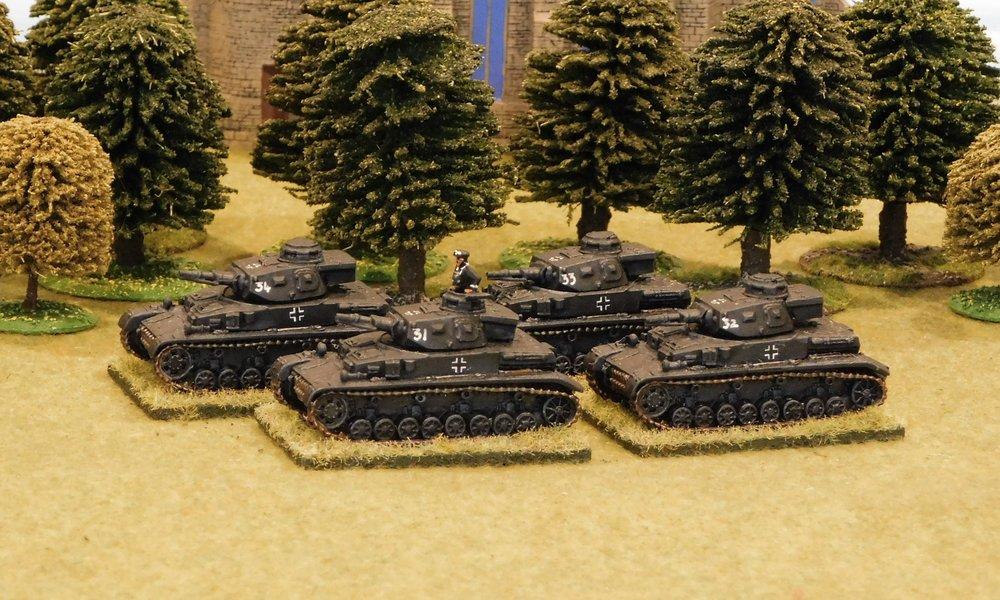 2nd Platoon (remnants)