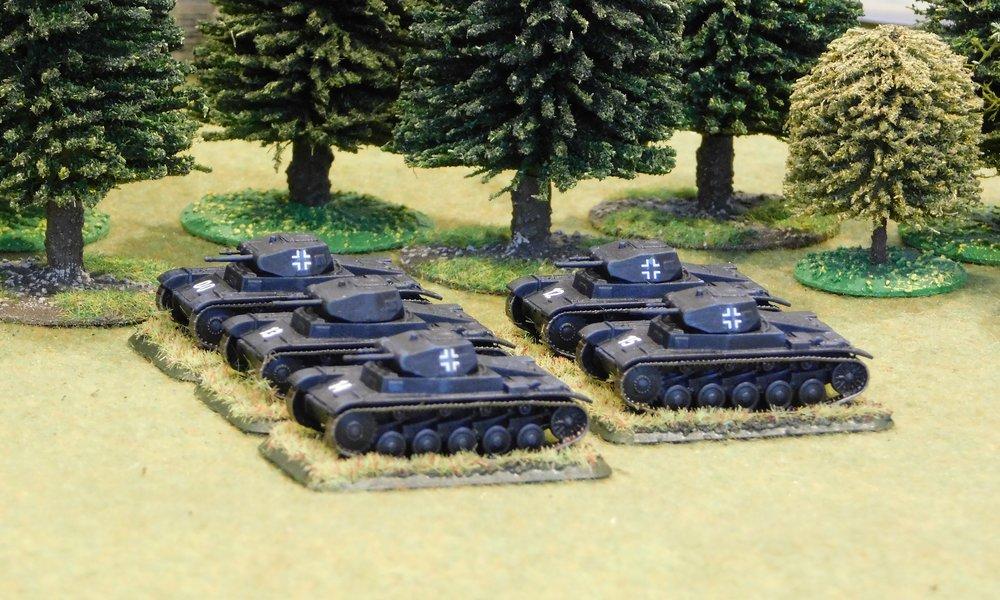 1st (Light Panzer) Platoon
