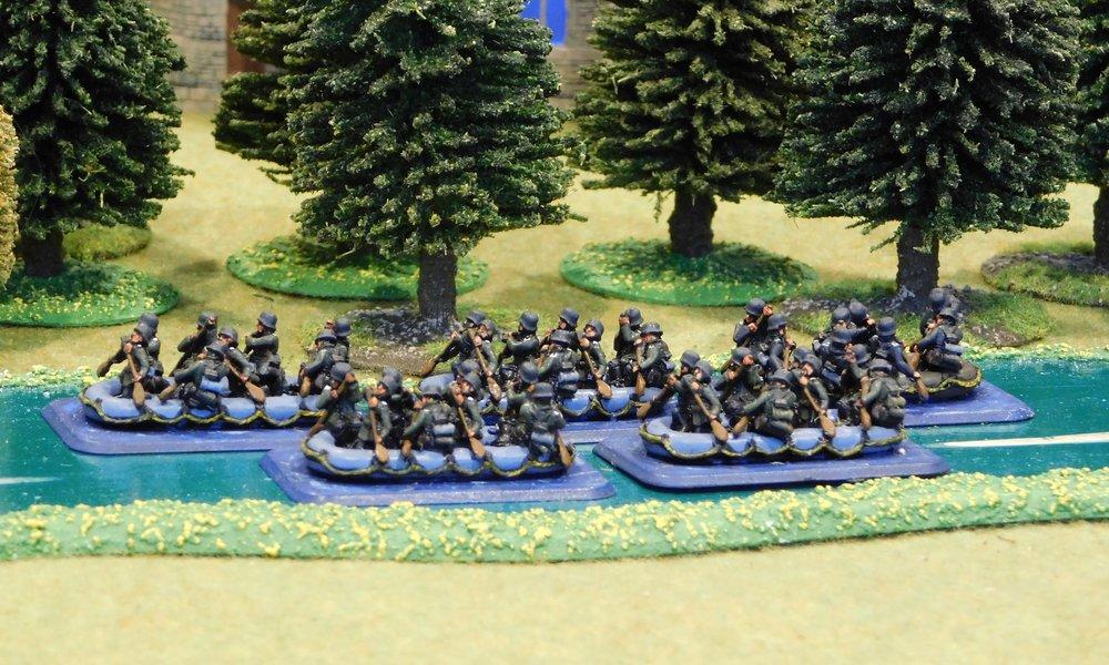 Infantry Pioneer Platoon