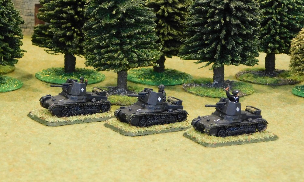 Panzerjaeger Platoon