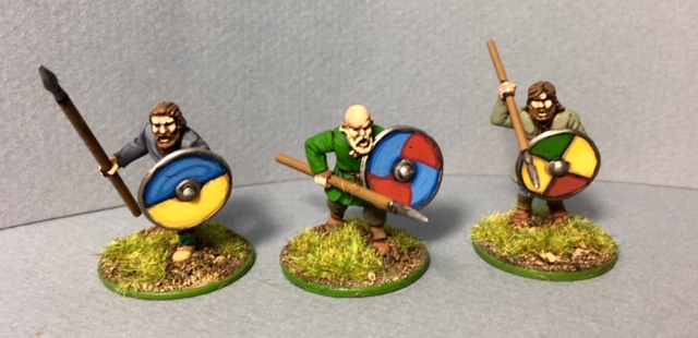 Spearmen from Ken