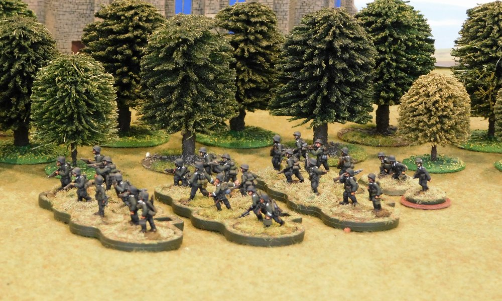 2nd Platoon (no transport)