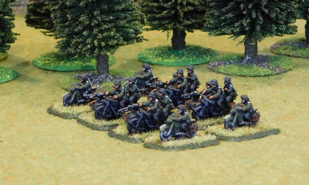 Infantry Motorcycle Platoon (remnants)