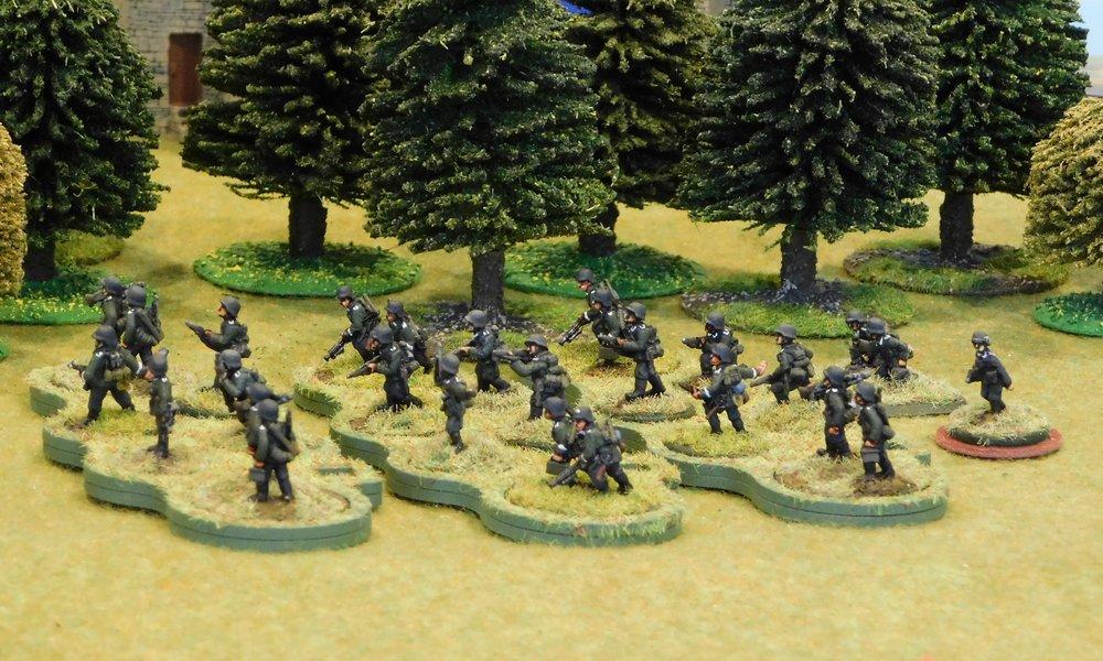 1st Platoon (no transport)