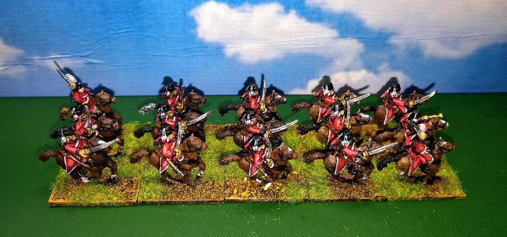 Andrew's SYW Hussars