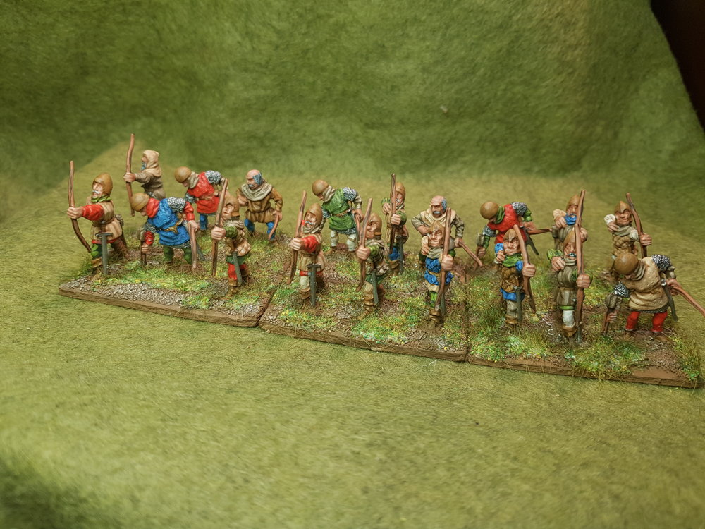 Sapper's Longbowmen