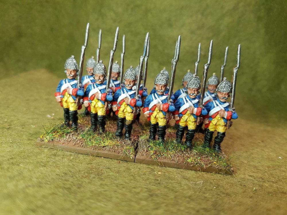 Sapper's Prussians