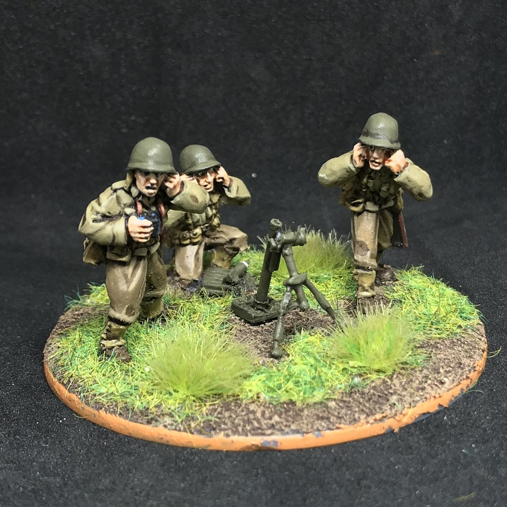 US 60mm Mortar from Travis