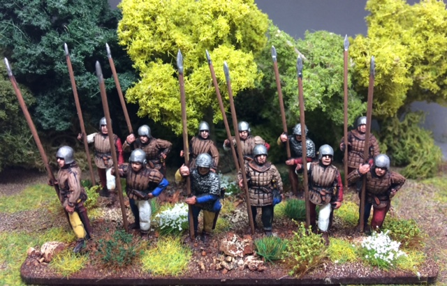 Mr Slade's Spearmen