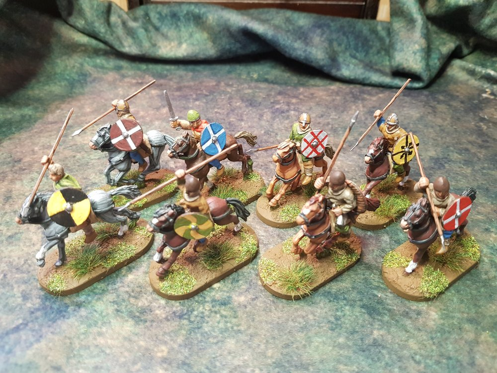 Normans from Sapper