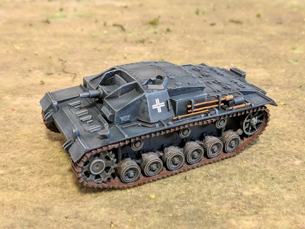 A StuG from Mr Emmett