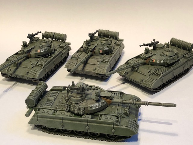 T-55s from Chris Kay