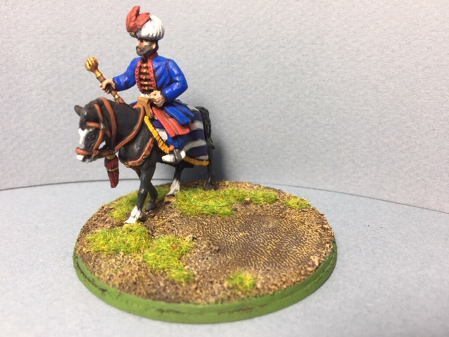 Ottoman Officer from Blue Moose Ken