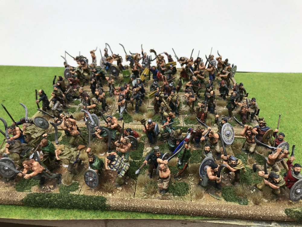 Dacians from Chris Cornwell