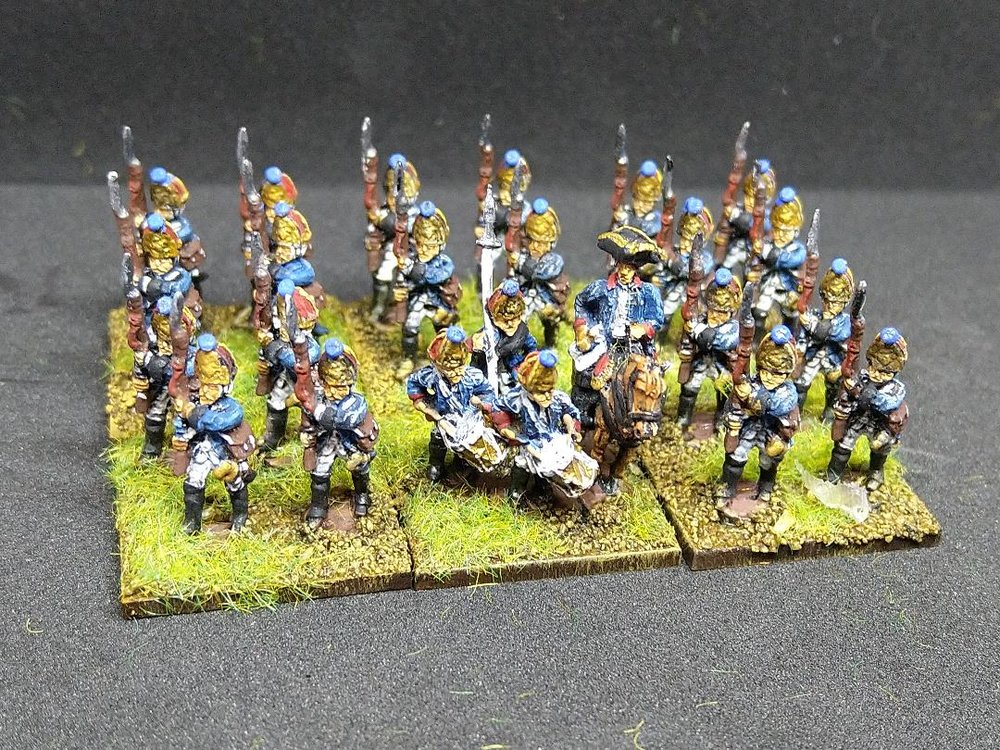 SYW Prussians from Mr Helliwell