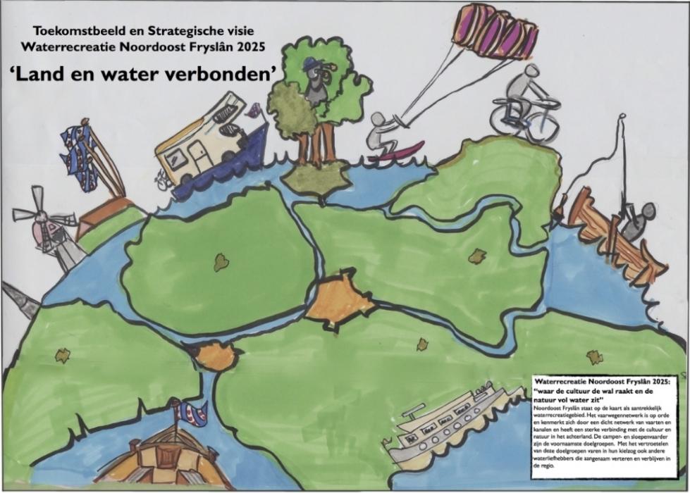 Toekomstbeeld Waterrecreatie Noordoost Fryslan overzicht.jpg