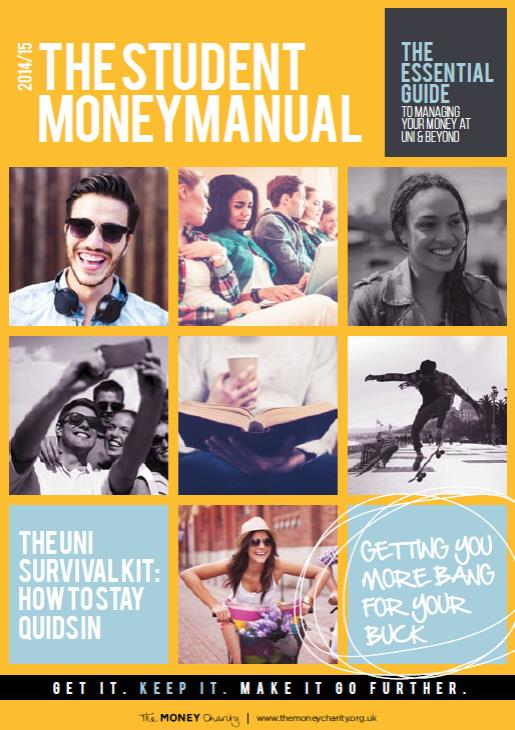 The Student Money Manual The Money Charity Download PDF (2.82Mb)