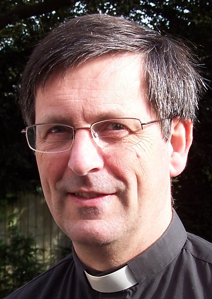Revd David Primrose, Director of Transforming Communities in the Diocese of Lichfield.