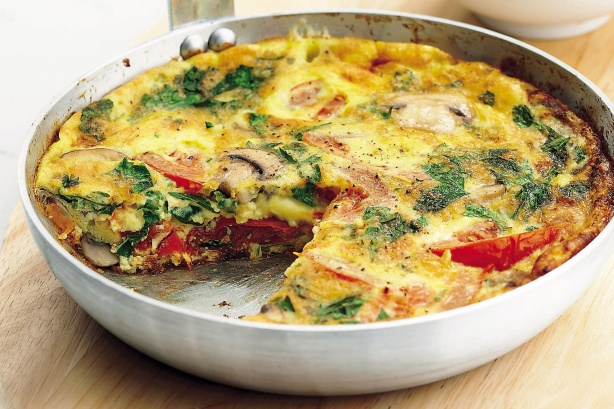 Blogs: the frittatas of the internet?