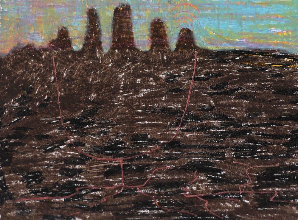 Soil / 2016, 21 x 15 cm