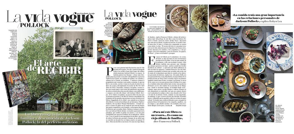 Vogue Spain,April 2015