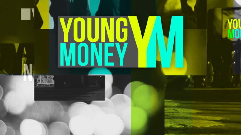 Young money covers designer Luxury on the High Street. -