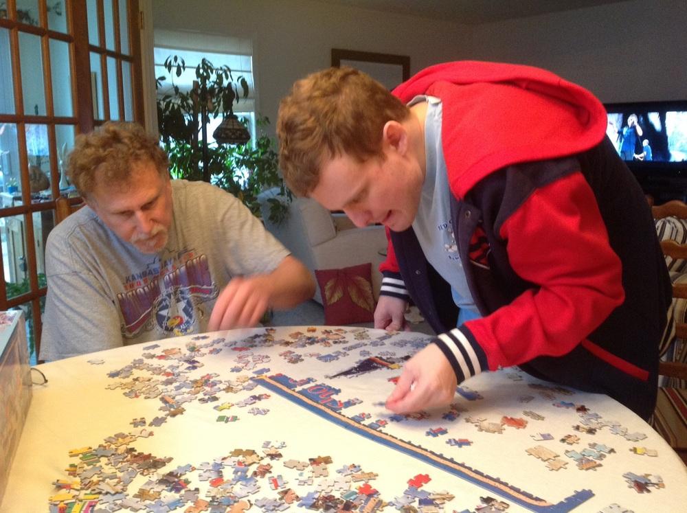 Puzzle passion
