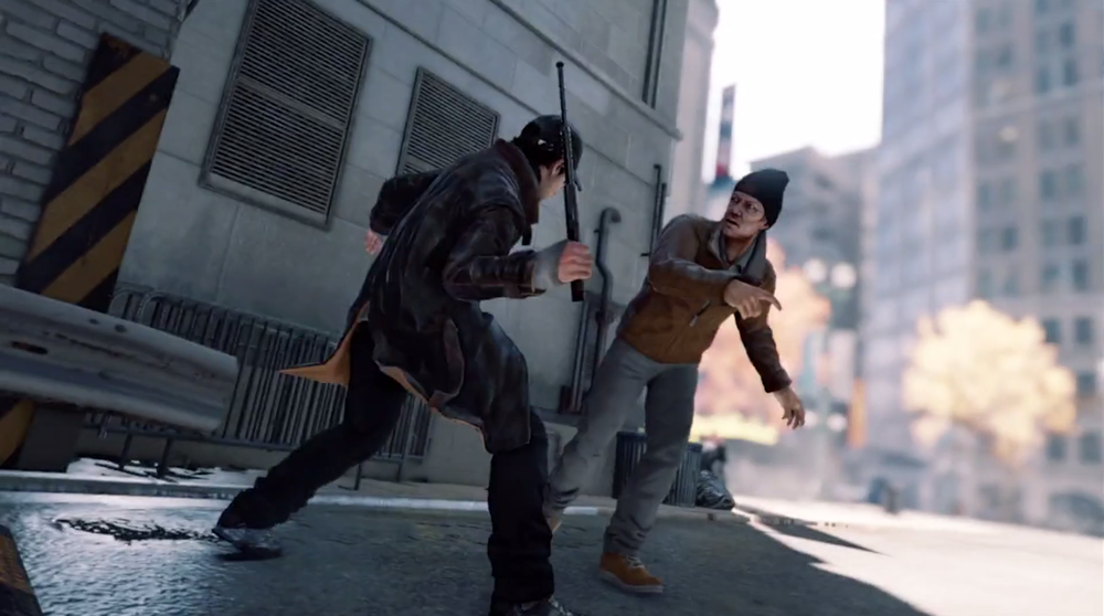 Ubisoft: Watch Dogs