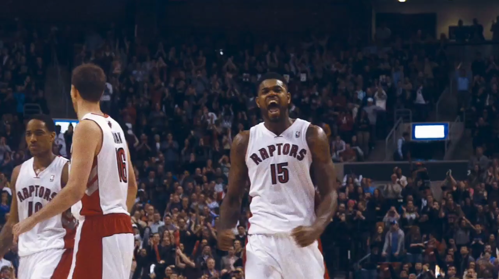 The Toronto Raptors: We the North