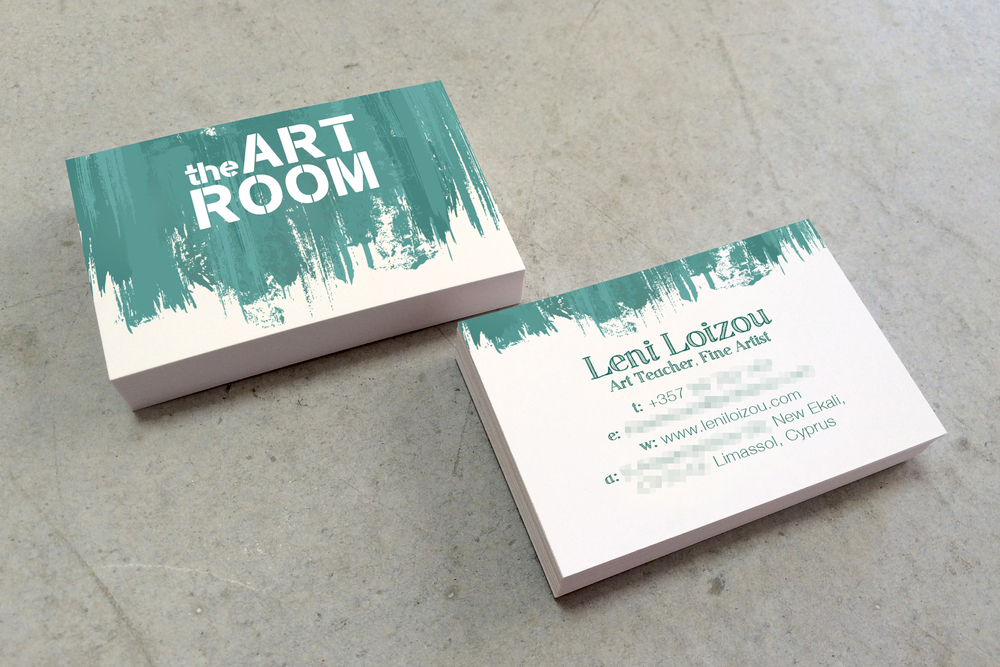 The art room graphics epsilon design office business cards2g reheart Image collections