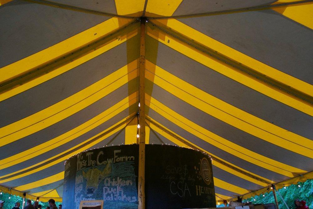 Feast &Field Market - Barnard, VT