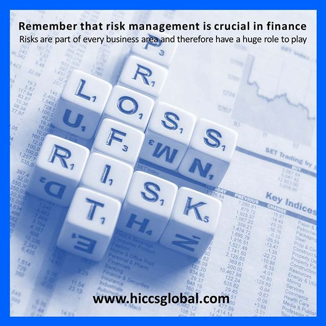 Risk Management is one of the most complex processes when optimised for business. In principal risks are part of everything we do and therefore have a financial impact in most cases. Every action or transaction has a risk profile but obviously it would be difficult to risk manage every step in life. The fact is however that we only tend to use risk management at high levels and mainly through finance, this is a flawed approach due to the fact that business life is heavily driven by non-financial decision making and action, these actions and decisions in turn mostly end up having a financial impact. Learning to understand the correlation between risks and risk areas, as risks should be used as a tool to monitor the health of the whole business (financial and non-financial) environment holistically.