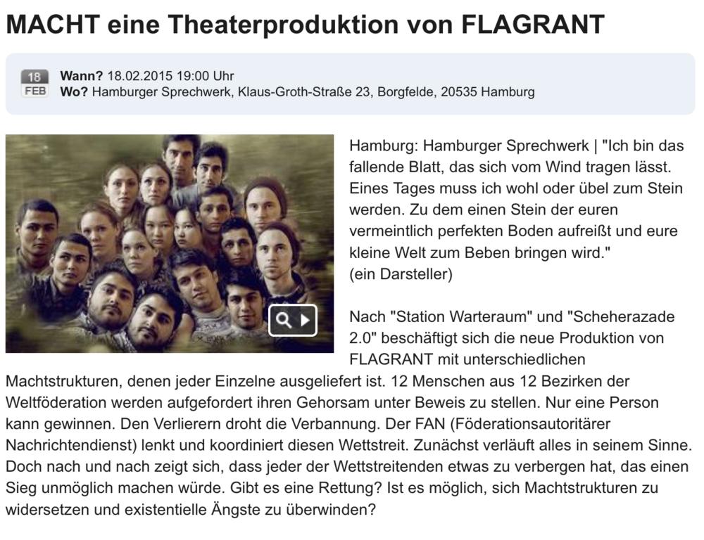 zum Artikel:  http://www.hamburger-wochenblatt.de/borgfelde/kultur/macht-eine-theaterproduktion-von-flagrant-d22041.html