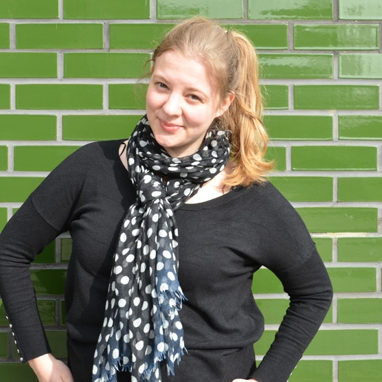 Lucy Grevers - Assistant Landscape Architect