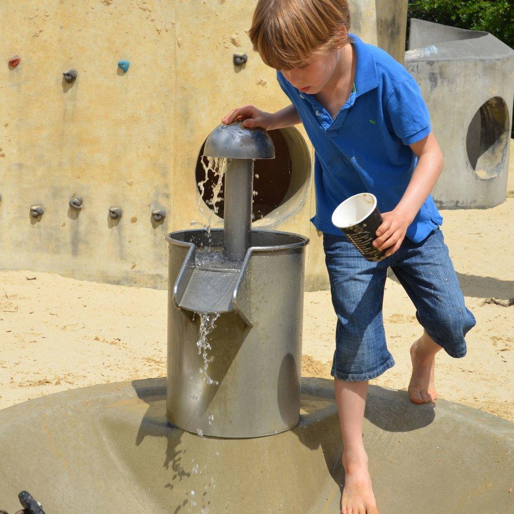 Marylebone Playground -