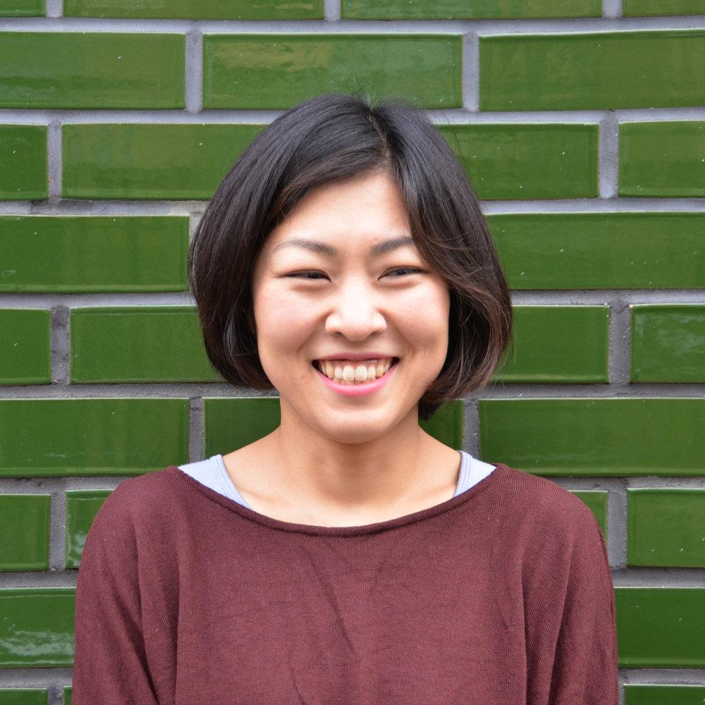 Hitomi Tamura Londeix - Senior Landscape Architect