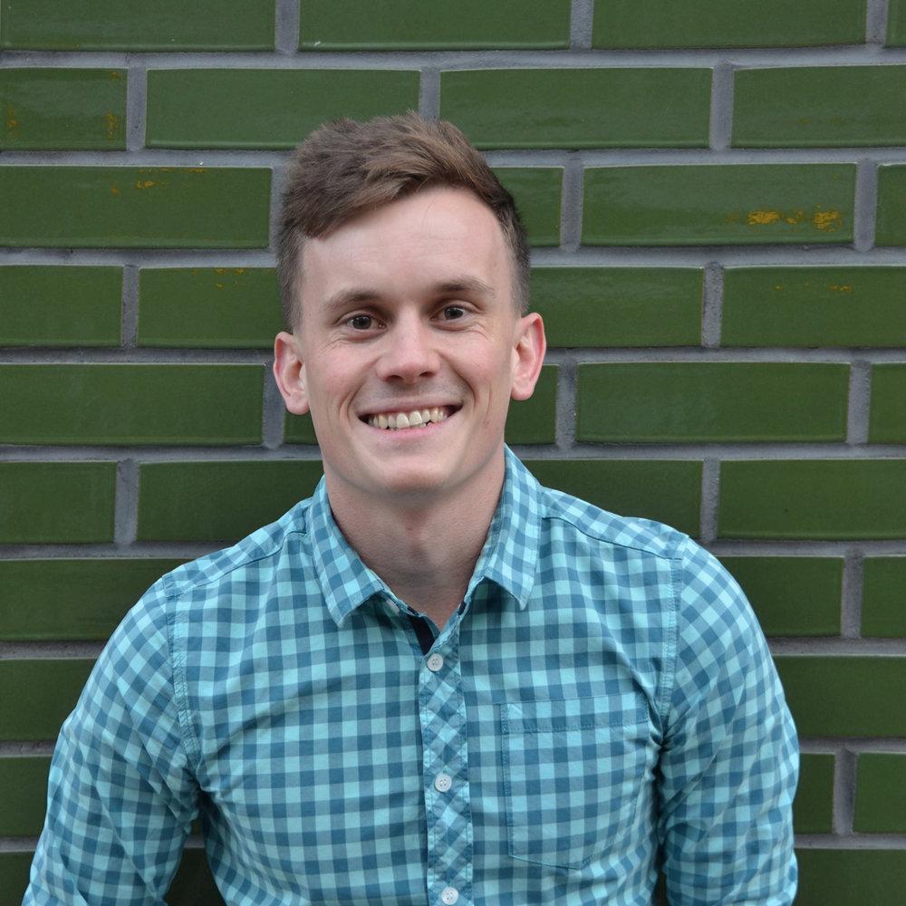 Gavin Cook - Assistant Landscape Architect