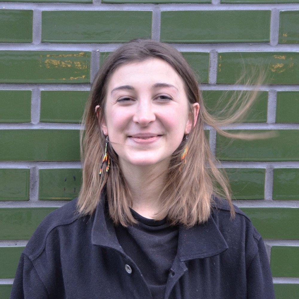 Amandine George - Assistant Landscape Architect