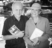 David Small, Author and Illustrator, honorary member Sarah Stewart, Author, honorary member