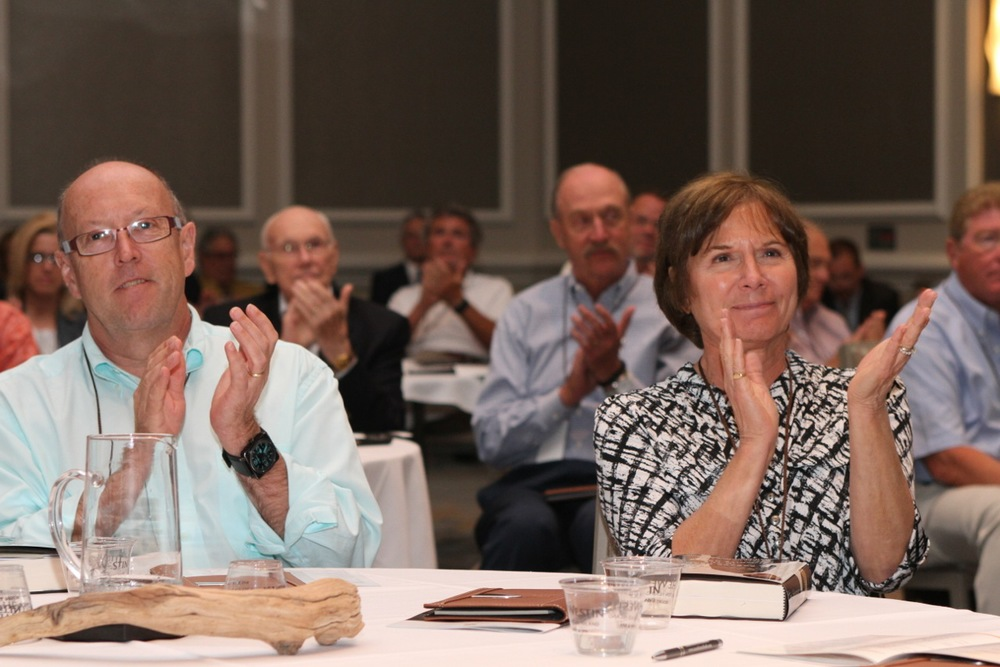 Nearly 200 people from throughout the region, and across the country, gathered for an opportunity to participate in The Forum: Courageous Conversations on America's Future.