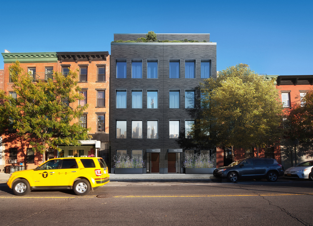 161 Columbia Street Project Gallery