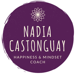 Nadia Castonguay, Happiness & Mindset Coach for Busy Moms