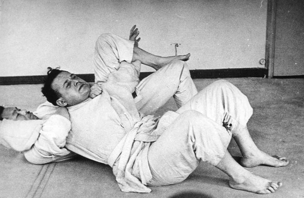 Judo au sol par Kawaishi et Feldenkraïs