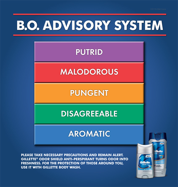 B.O. Advisory System