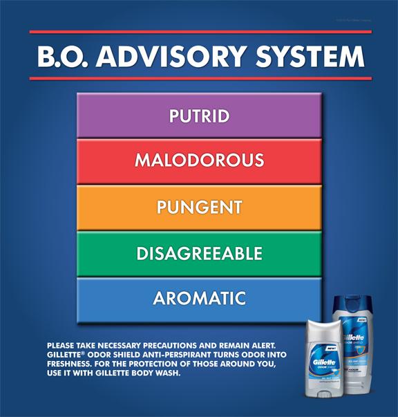 Gillette - Advisory System