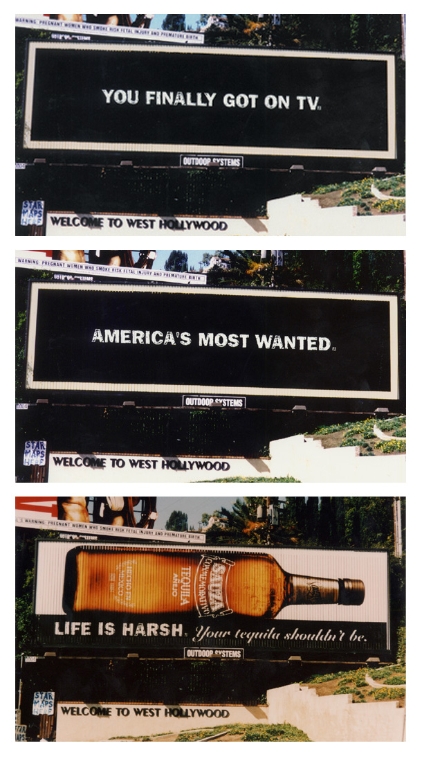 Sauza - America's Most Wanted
