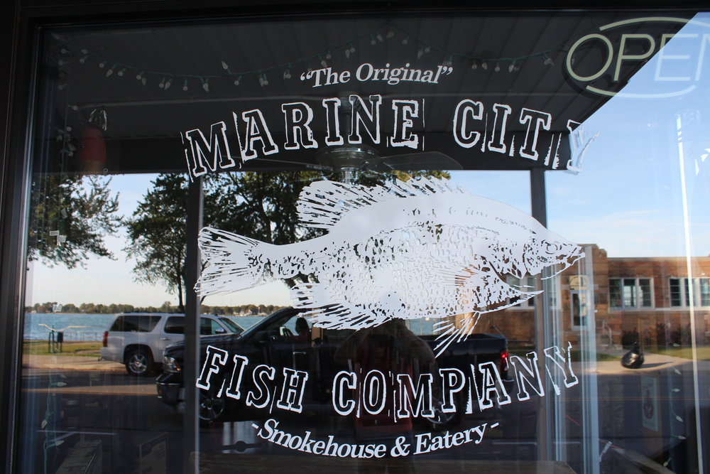 Marine City Fish Company