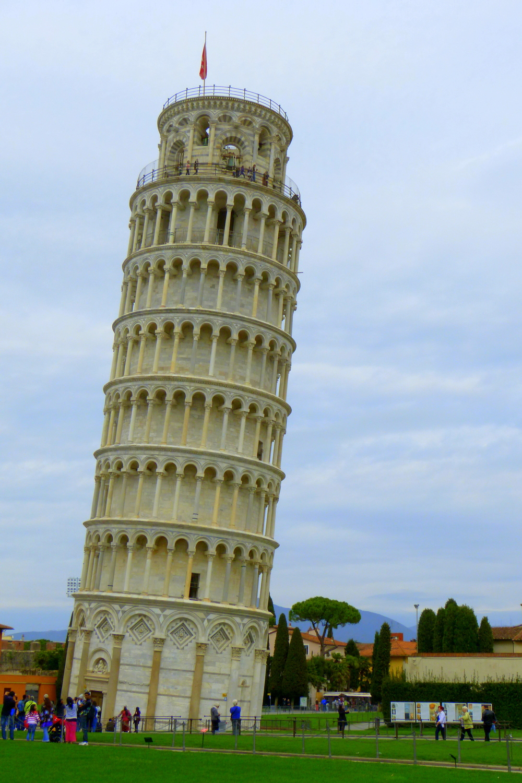 Foto: Der schiefe Turm by  jumo.  CC