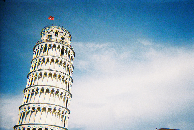 "Foto: ""Leaning Tower of Pisa"" by  Andy Hay  cc 