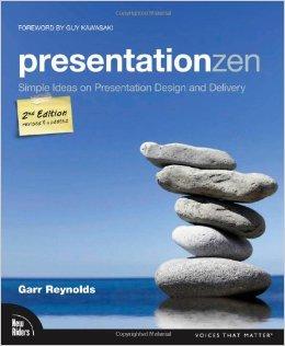 «Presentation Zen» von Garr Reynolds, Abbildung: www.amazon.de